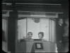 """Paule Herreman et Diane Lange à Siegen (Allemagne) pour les """"Jeux sans frontières"""" 1968"""