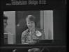 """Diane Lange et Paule Herreman à Zofingen (Suisse) pour les """"Jeux sans frontières"""" 1968"""