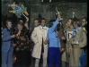 """Jacques Careuil et Paule Herreman présentent """"Jeux sans frontières"""" 1974 à Bouillon (Belgique)"""