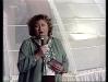"""Paule Herreman présente """"Jeux sans frontières"""" 1980 à Namur (Belgique)."""