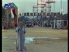 """Paule Herreman présente """"Jeux sans frontières"""" 1981 à Charleroi (Belgique)."""
