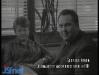 1964 : Paule Herreman coordinatrice Eurovision pour la RTB, interviewée par Georges Konen, célèbre journaliste de la RTB