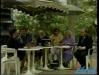 1985 : Au Festival du rire de Rochefort, Diane Lange, Michel Lemaire, André Lange, Paule Herreman et Armand Dalem (maire de Rochefort) entourent le présentateur