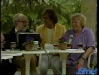 1985 : Au Festival du rire de Rochefort, André Lange et Paule Herreman entourent le présentateur