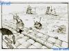 Le jeu des Frères Tweedle (Jeux sans frontières 1993 au Pays de Galles)