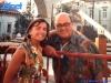 Caterina Ruggeri et Antonio Bivar, producteur portugais de Jeux sans frontières (1993)