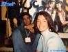 Paolo Calissano et Caterina Ruggeri à Coimbra, Portugal (Jeux sans frontières 1993)