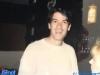 Filippos Sofianos sur le tournage de Jeux sans frontières 1994 à Poros (Grèce)