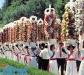 """""""Le cortège des offrandes"""" (générique de fin des émissions de """"Jeux sans frontières"""" 1989 à Tomar, Portugal)"""