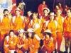 """L'équipe portugaise de Tomar (""""Jeux sans frontières"""" 1989)"""