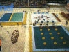 Le plateau de Jeux sans frontières 1995 installé à Vilamoura (Portugal)