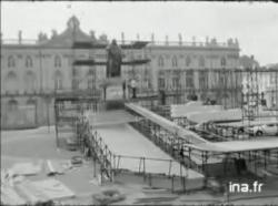 """La place Stanislas à Nancy accueille """"Jeux sans frontières"""""""