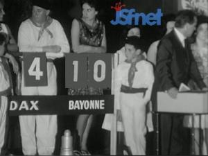 BAYONNE 10 - DAX 4