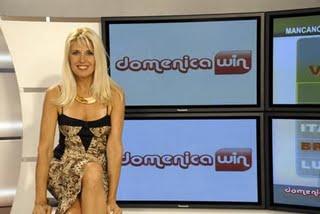 "Maria Teresa Ruta à ""Domenica Win"" (2009)"