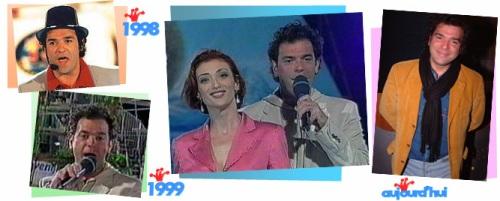 Mauro Serio, présentateur pour l'Italie (1998 et 1999)