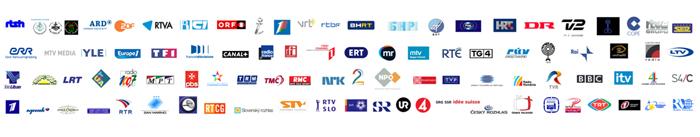Les organismes de radio et télévision membres de l'UER