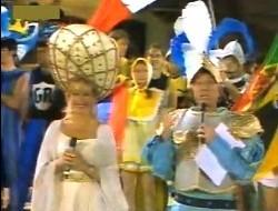Simona Tagli et Ettore Andenna à Milan (1995)