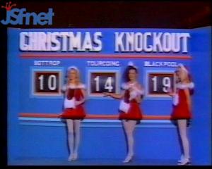 Jeux de Noël 1984 : le résultat